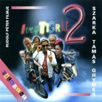 FILMZENE - Üvegtigris 2. CD
