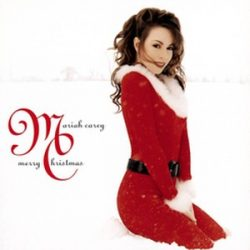 MARIAH CAREY - Merry Christmas / vinyl bakelit / LP