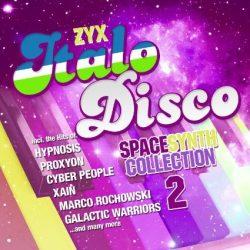 VÁLOGATÁS - ZYX Italo Disco Spacesynth Collection 2. / 2cd / CD