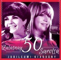 ZALATNAY SAROLTA - 50. Jubileum CD