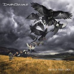 DAVID GILMOUR - Rattle That Lock / vinyl bakelit / LP