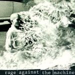 RAGE AGAINST THE MACHINE - Rage Against The Machine LP
