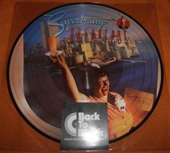 SUPERTRAMP - Breakfast In America Picture Disc / vinyl bakelit / LP
