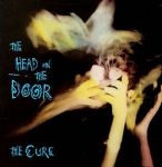 CURE - Head On The Door / vinyl bakelit / LP
