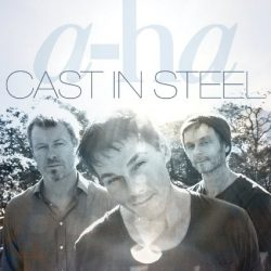 A-HA - Cast In Steele / vinyl bakelit / LP