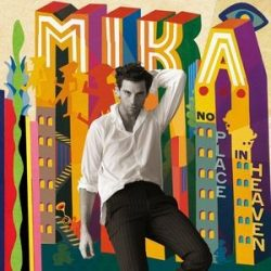 MIKA - No Place In Heaven CD