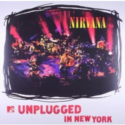 NIRVANA - Unplugged In New York / vinyl bakelit / LP