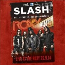SLASH - Live At The Roxy 25.9.14 / vinyl bakelit / 3xLP