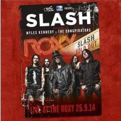 SLASH - Live At The Roxy 25.9.14 / vinyl bakelit / 3xLP