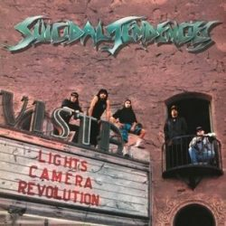 SUICIDAL TENDENCIES - Lights Camera Revolution / vinyl bakelit / LP