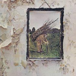 LED ZEPPELIN - IV. -reissue- / vinyl bakelit /  LP
