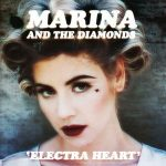 MARINA AND THE DIAMONDS - Electra Heart / vinyl bakelit / LP