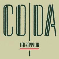 LED ZEPPELIN - Coda reissue / vinyl bakelit / LP