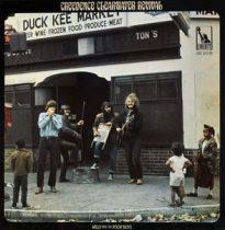 CREEDENCE CLEARWATER REVIVAL - Willy & The Poor Boys / vinyl bakelit / LP