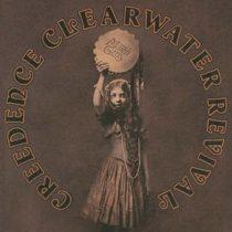 CREEDENCE CLEARWATER REVIVAL - Mardi Gras / vinyl bakelit / LP