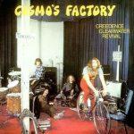 CREEDENCE CLEARWATER REVIVAL - Cosmo's Facktory / vinyl bakelit / LP