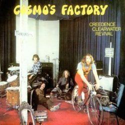 CREEDENCE CLEARWATER REVIVAL - Cosmo's Facktory / limitált színes vinyl bakelit / LP