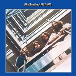 BEATLES - The Beatles 1967 - 1970 / vinyl bakelit / 2xLP