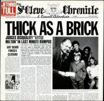 JETHRO TULL - Thrick As A Brick / vinyl bakelit / LP