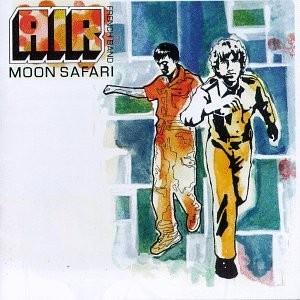 AIR - Moon Safari / vinyl bakelit / LP