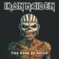 IRON MAIDEN - Book Of Souls / vinyl bakelit / 3xLP