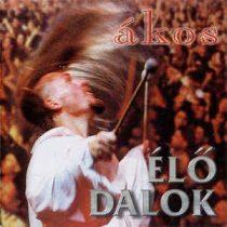ÁKOS - Élő Dalok CD