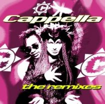 CAPPELLA - Remixes / vinyl bakelit / LP
