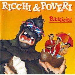 RICCHI E POVERI - Pubblicita CD