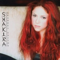 SHAKIRA - Grandes Exitos CD