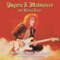 YNGWIE MALMSTEEN - The Polydor Years 1984-1990 / 4cd / CD