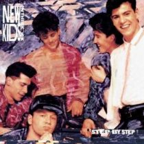 NEW KIDS ON THE BLOCK - Step By Step CD