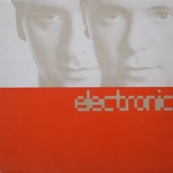 ELECTRONIC - Electronic / vinyl bakelit / LP