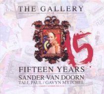 VÁLOGATÁS - Gallery 15 Years / 3cd / CD