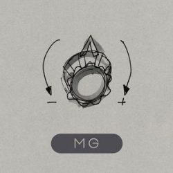 MARTIN L.GORE - M.G. / vinyl bakelit / 2xLP