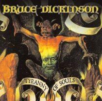 BRUCE DICKINSON - Tyranny Of Souls CD