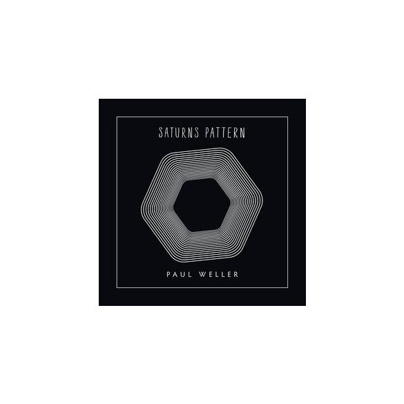 PAUL WELLER - Saturns Pattern /deluxe/ CD