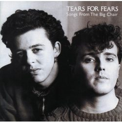 TEARS FOR FEARS - Songs From The Big Chair / vinyl bakelit / LP