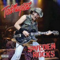 TED NUGENT - Sweden Rocks / vinyl bakelit / 2xLP