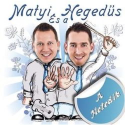 MATYI ÉS A HEGEDŰS - A Hetedik CD