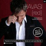 HAVASI BALÁZS - Red CD