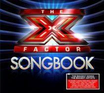 VÁLOGATÁS - X Factor Songbook / 3cd / CD