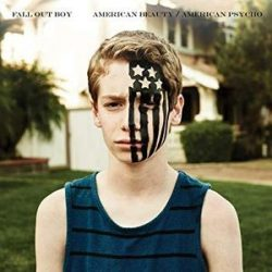 FALL OUT BOY - American Beauty  American Psycho / vinyl bakelit / LP