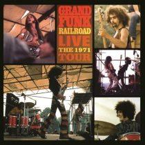 GRAND FUNK RAILROAD - Live 1971 Tour / vinyl bakelit / 2xLP