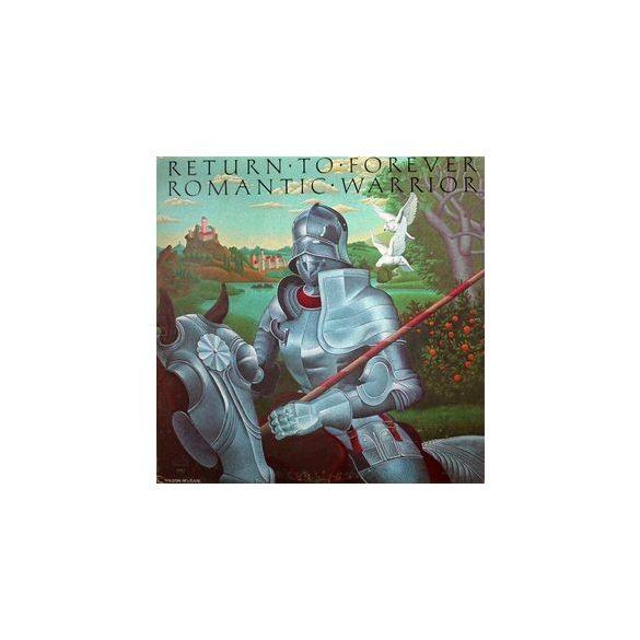 RETURN TO FOREVER - Romantic Warrior / vinyl bakelit / LP
