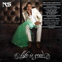 NAS - Life Is Good / deluxe + 3 track / CD