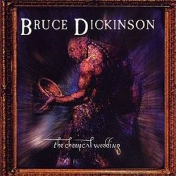 BRUCE DICKINSON - Chemical Wedding /bonus tracks/ CD