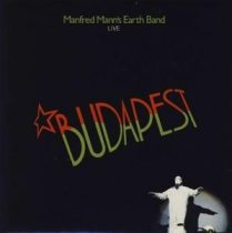 MANFRED MANN'S EARTH BAND - Live In Budapest CD
