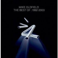 MIKE OLDFIELD - Best Of 1992-2003 / 2cd / CD