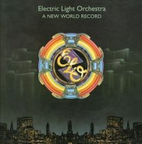 ELECTRIC LIGHT ORCHESTRA - A New World Record / vinyl bakelit / LP