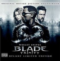 FILMZENE - Blade Trinity / limited cd+dvd / CD
